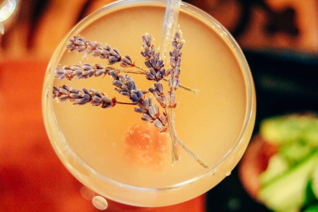 Brunch at RM Champagne Salon - Mimosa Bar