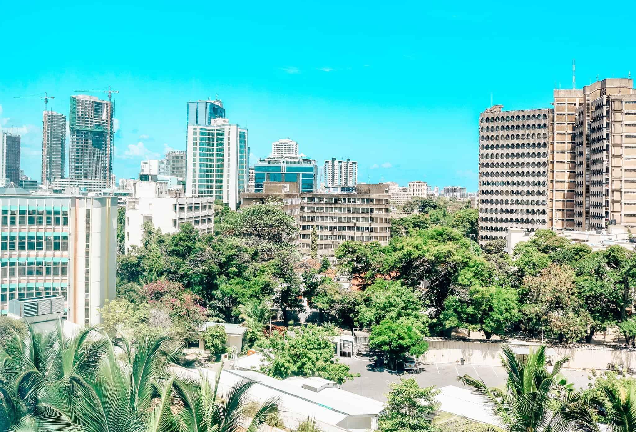 Hyatt Regency Kilimanjaro, Dar es Salaam, Tanzania