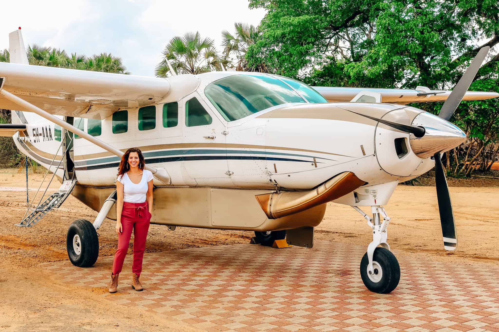 The Start of our First African Safari - Flying Auricair