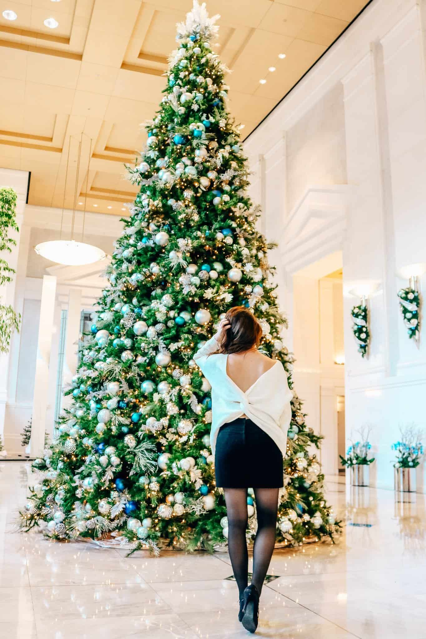 Favourite Christmas Activities in Chicago with Chicwish