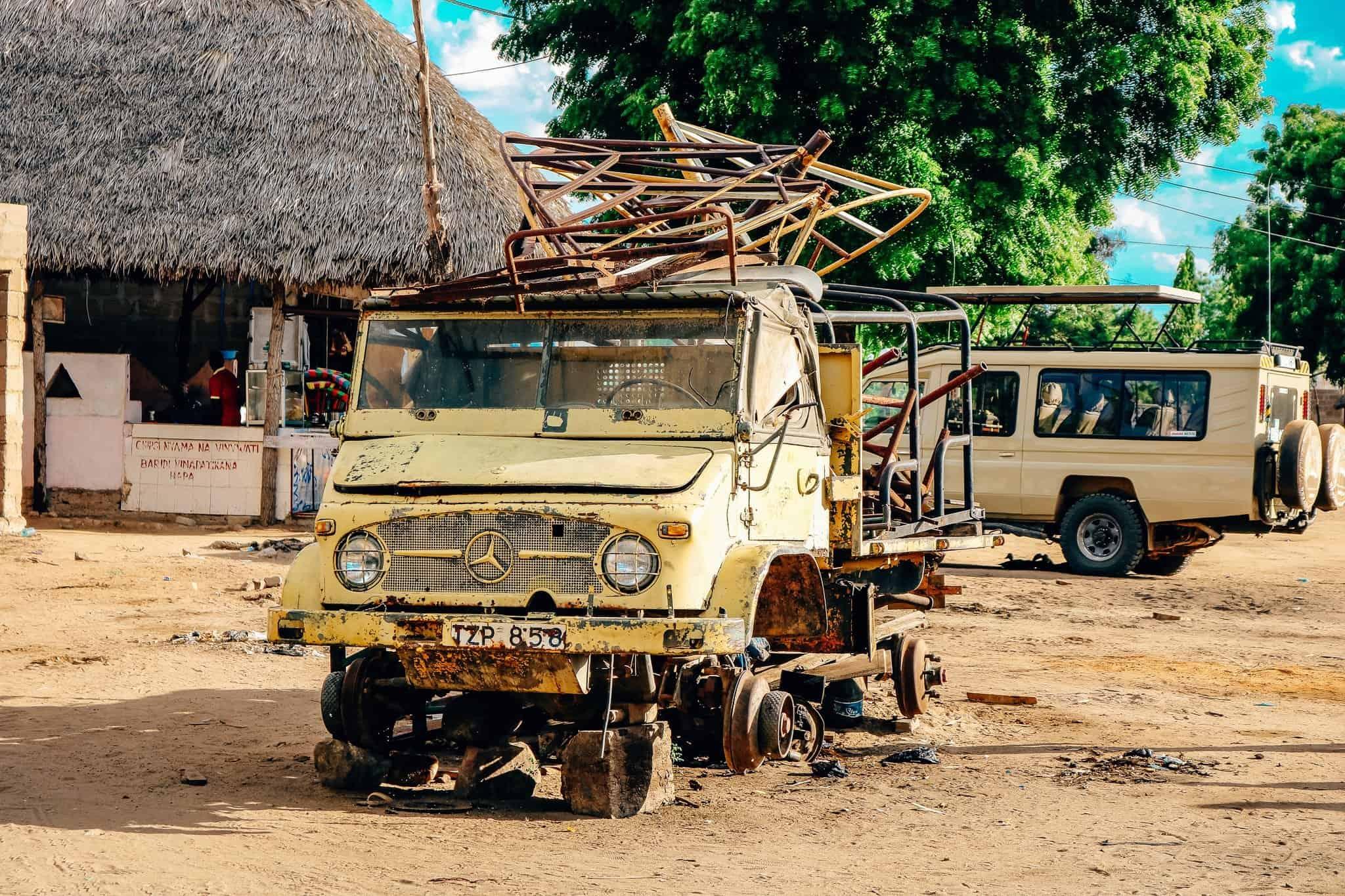 Exploring African Village Mloka - Tanzania