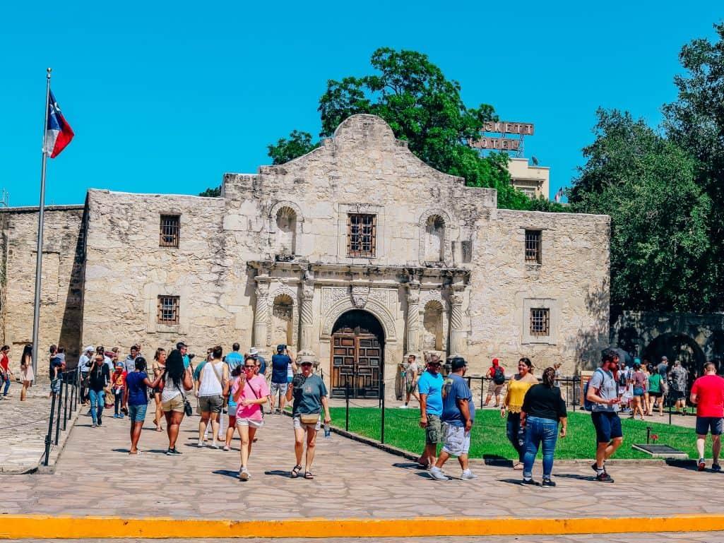 San Antonio The Alamo - The Next Trip