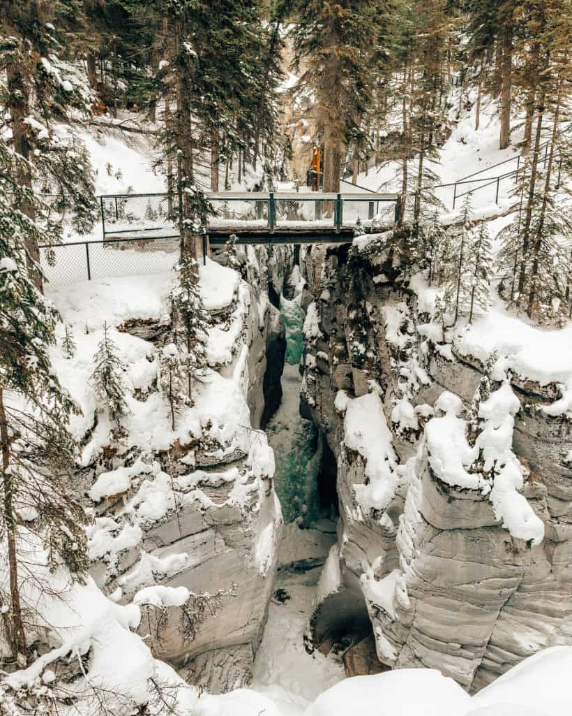 Ultimate Icefields Parkway and Jasper Itinerary for a Winter Weekend Getaway 85