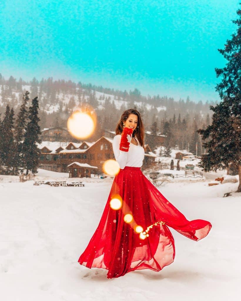 Pyramid Lake Resort: Your Ultimate Winter Escape to Jasper 90