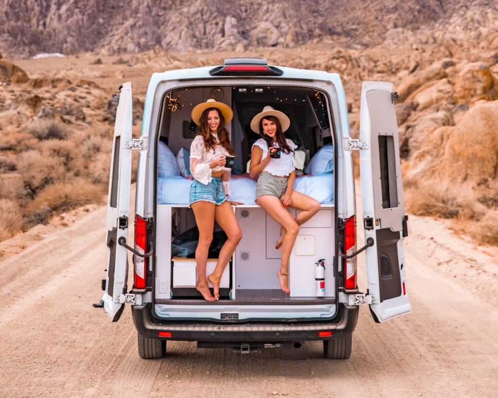 Best Campervan Rental to Try Out Vanlife