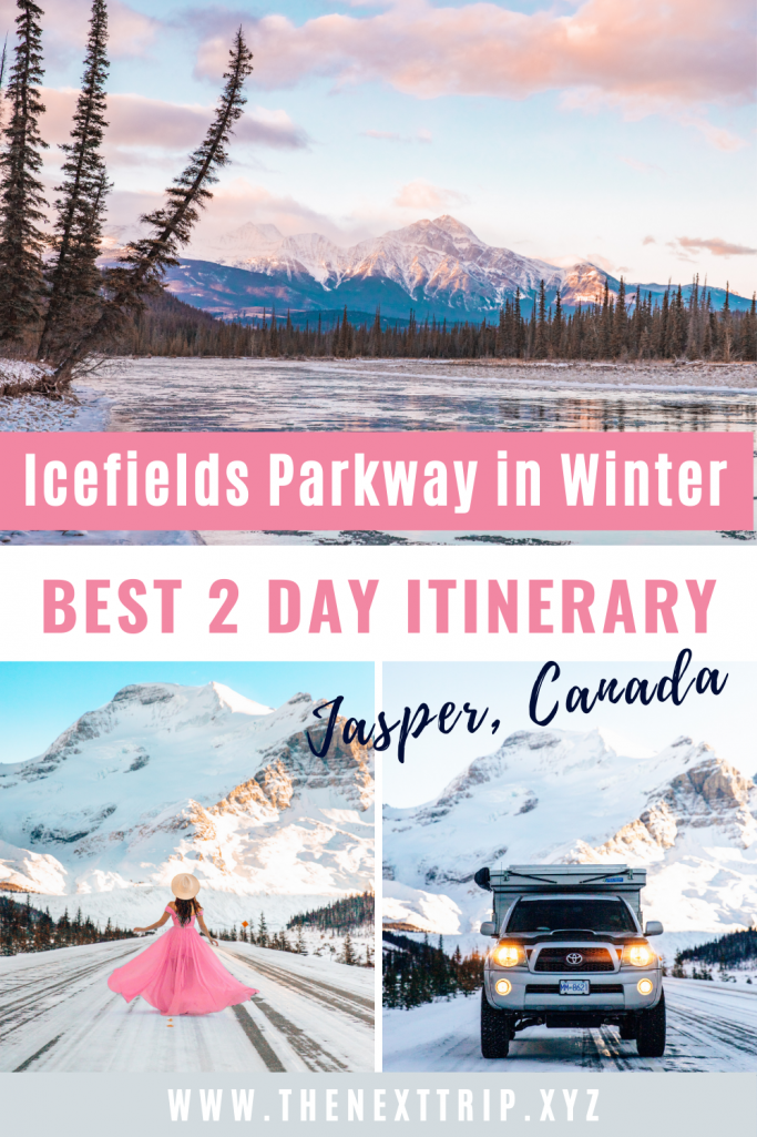 Ultimate Icefields Parkway and Jasper Itinerary for a Winter Weekend Getaway 86