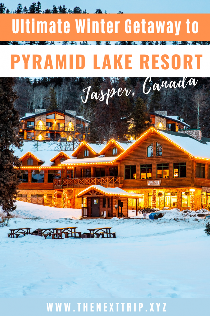 Pyramid Lake Resort: Your Ultimate Winter Escape to Jasper 97