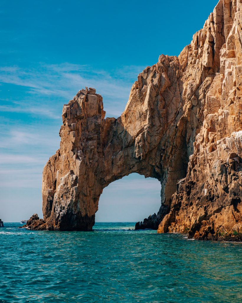 The Arch in Cabo San Lucas